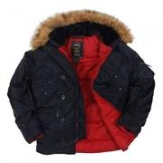 Куртка N3B Regular Nord Storm Ink