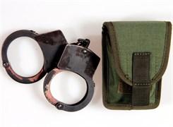 Подсумок для наручников molle олива