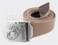 Ремень брючный US Marines Khaki
