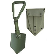 Лопата саперная складная Bundeswehr б/у