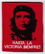 Шеврон а липучке Hasta la Victoria