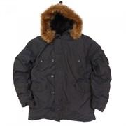Куртка N3B Oxford Grey/Grey