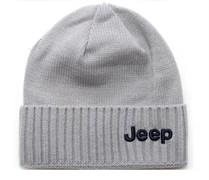 Шапка Jeep серая