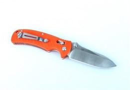 Нож складной туристический Ganzo G726M Orange