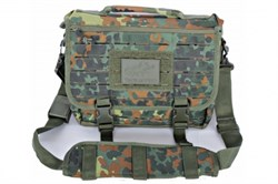 Сумка Combat I Shoulder Bag flecktarn - фото 13303