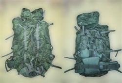 Рюкзак армейский рейдовый 80л+20л - фото 13912