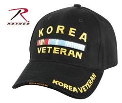 Кепка бейсболка Deluxe Korea Veteran