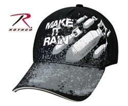 Кепка бейсболка Deluxe Make It Rain - фото 6184