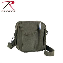 Сумка Vintage Excursion Organizer olive drab - фото 8878