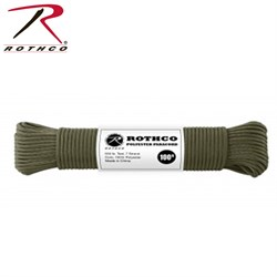 Шнур Paracord 550lb 100 ft Olive Drab