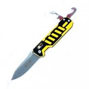 Нож складной туристический Ganzo G735-YB