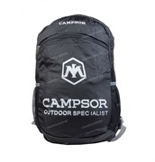 Рюкзак  Campsor складной легкий 12л black