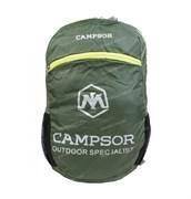Рюкзак  Campsor складной легкий 12л olive