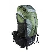 Рюкзак туристический Campsor YAK 75л+10л olive