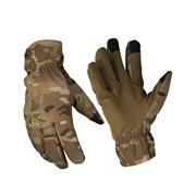 Перчатки утепленные Softshell Thinsulate multicam