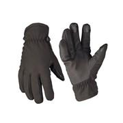 Перчатки утепленные Softshell Thinsulate Black