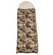Спальный мешок Аляска Стандарт с подголовником до -10 Криптек