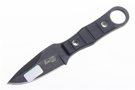 Нож туристический Ёж черный