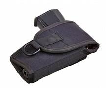 Кобура закрытая под пистолет Глок 17 или Глок 19 черная