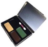 Крем камуфляжный 4 цвета в коробке