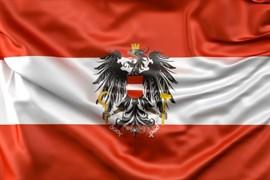 Флаг Австрия