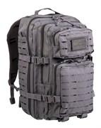 Рюкзак US Laser Cut Assault Pack Large Urban Grey