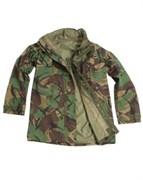 Куртка мембрана Англия DPM б/у