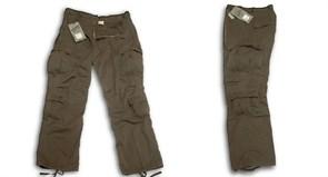 Брюки UF Vintage Paratrooper Brown