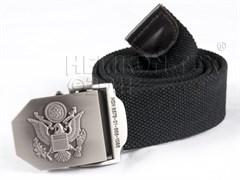Ремень брючный US Army Black