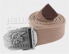 Ремень брючный US Navy Seals Khaki