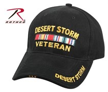 Кепка бейсболка Deluxe Desert Storm Veteran