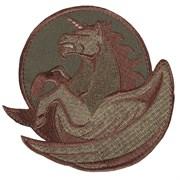 Шеврон на липучке Pegasus Unicorn
