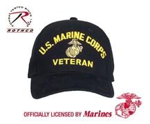 Кепка бейсболка U.S. Marine Corps Veteran