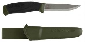Нож туристический Mora Companion MG из нержавеющей стали