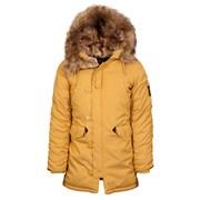 Куртка аляска женская Altitude W Parka Alpha Tumbleweed